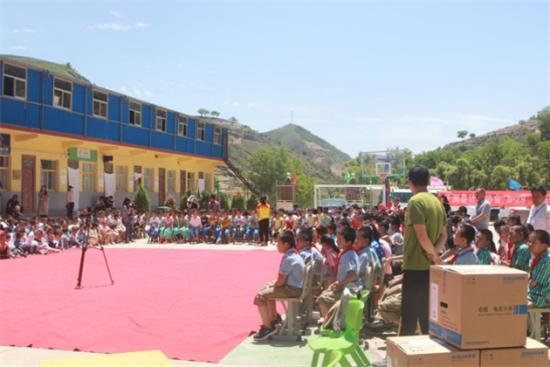 成长路上与你同行——老板电器走进陕西马塔留守儿童学校 生活